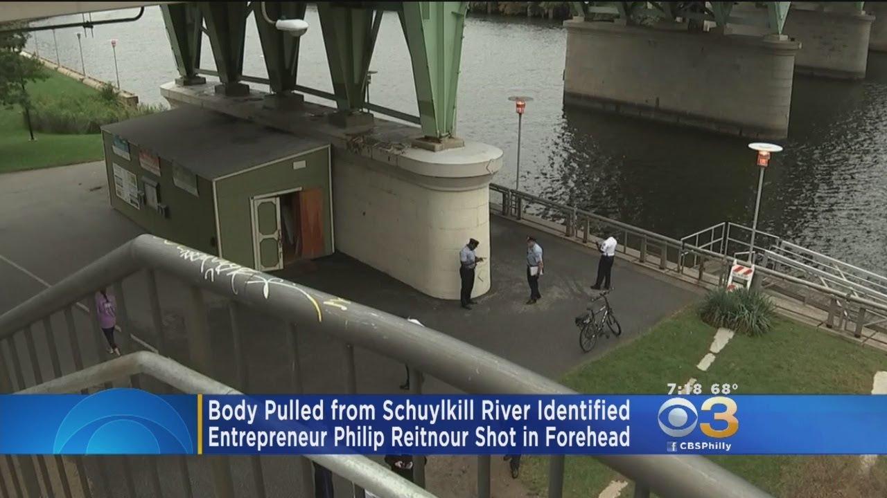 Body found in Schuylkill River identified as 'Shark Tank' entrepreneur