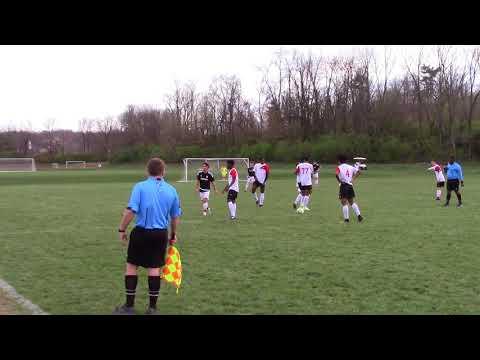 Cincinnati Blue Chip Century Gold 2001 vs AJAX Part 3