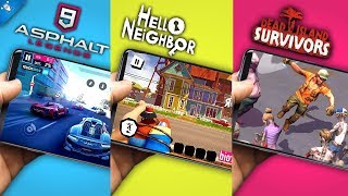Asphalt 9 Hello Neighbor Dead Island En Android - Top Juegos Android Nuevos Yes Droid
