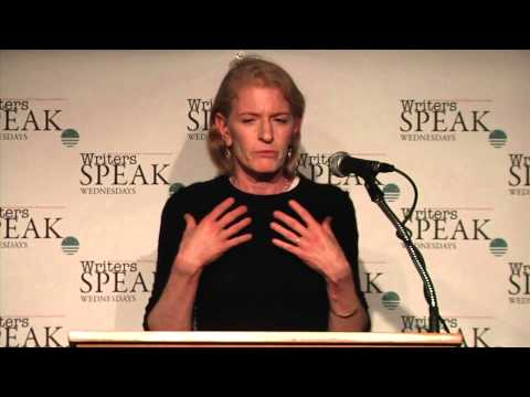 Writer's Speak - Marisa Silver - YouTube