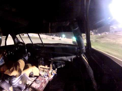 Texas Thunder Speedway Outaw Twister Feature In-Car Camera July 20, 2013