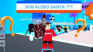 SOB ALEBO SANTA??? [Would You Rather..?] ROBLOX