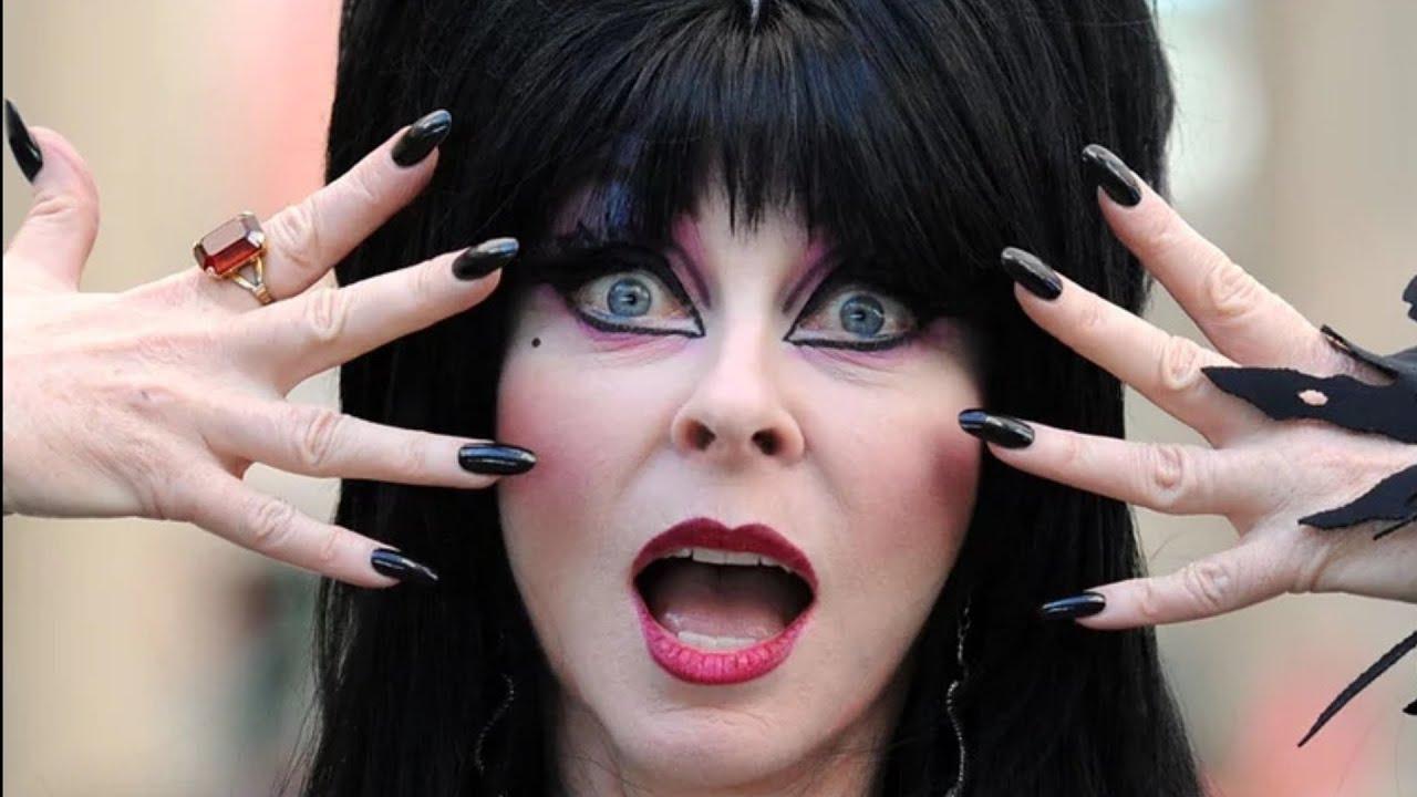 Download Elvira Reveals A Photo Of Her Girlfriend Of 19 Years