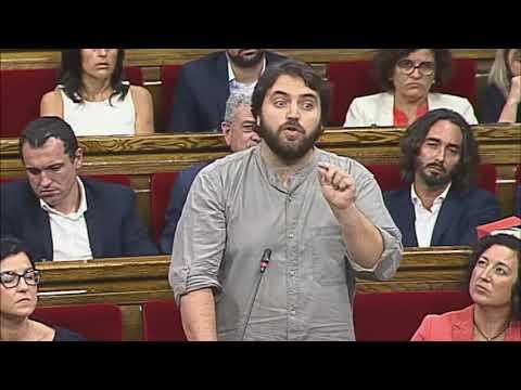 TENSA votación de la LEY de REFERENDUM de CATALUÑA (06/09/2017)