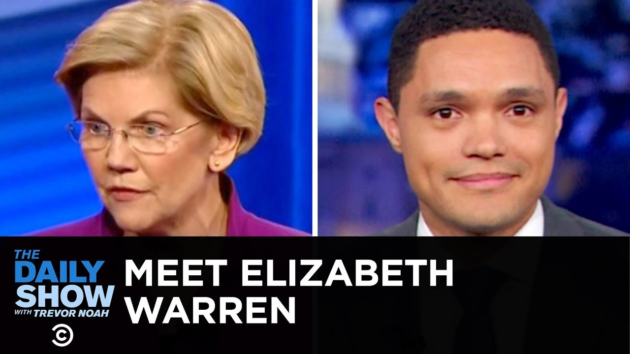 Getting to Know Dem: Elizabeth Warren | The Daily Show