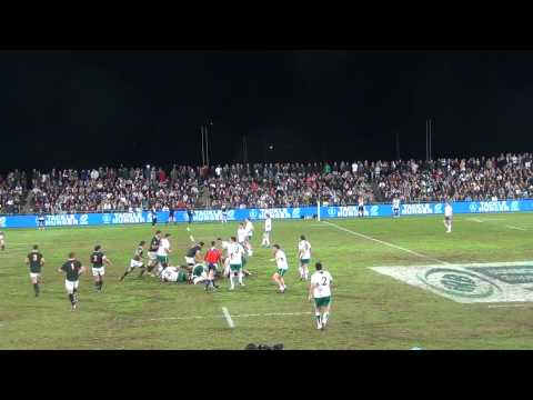 south africa junior rugby world cup 2012 video 11