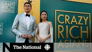 'Crazy Rich Asians' a high stakes gamble to change Hollywood