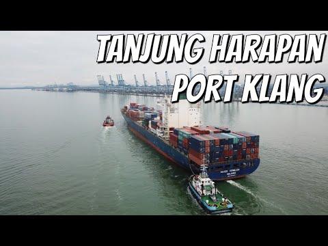 Mancing Tanjung Harapan, Port Klang | 11.11.2017 | Drone footage | 1080p Full HD
