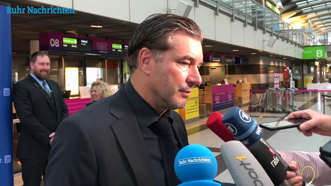 BVB-Sportdirektor Zorc über Inter und Marco Reus