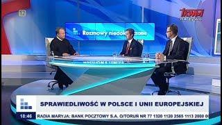 Rozmowy niedokończone: Sprawiedliwość w Polsce i Unii Europejskiej