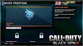 Passage au Prestige 1 en Mode Zombie sur Black Ops 3 !