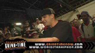 Grind Time Presents: PH (formerly Pumpkinhead) vs Dizaster Pt. 1