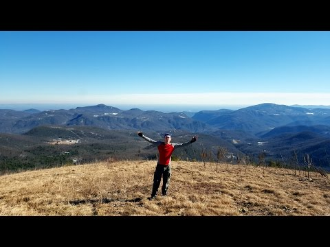 Little Pisgah Mountain, Florence Nature Preserve, NC