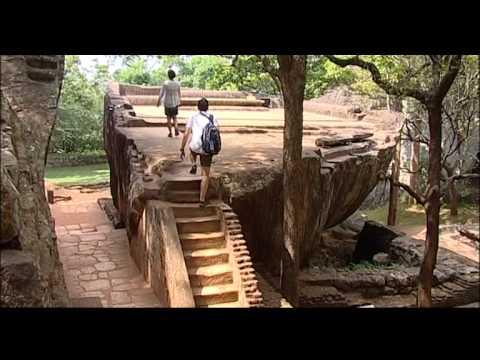 Sigiriya rock fortress video by Sri Lanka government