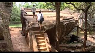 Sigiriya rock fortress video by Sri Lanka government