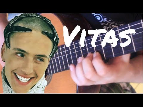 """Memes no Violão """"Vitas"""" - Fabio Lima"""
