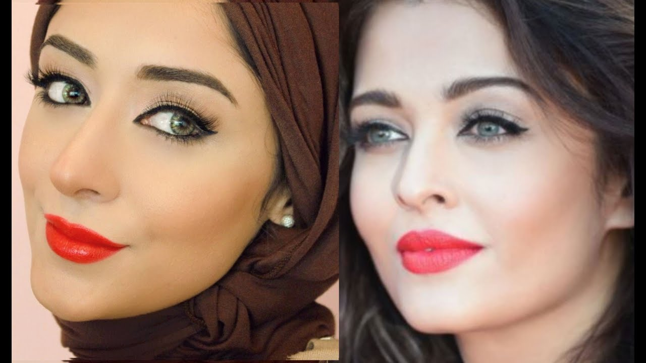 Aishwarya Rai Makeup Tutorial Cannes Film Festival 2014 I ...