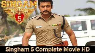 Singham 5 latest bollywood movie in 720p hd  | MS Entertainment