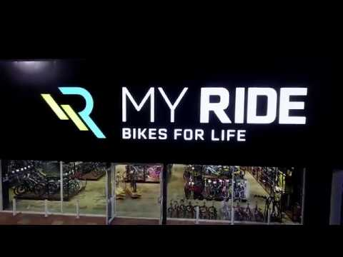 My Ride Cannington Store
