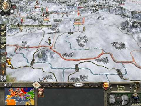 Medieval 2 Total War -reputation
