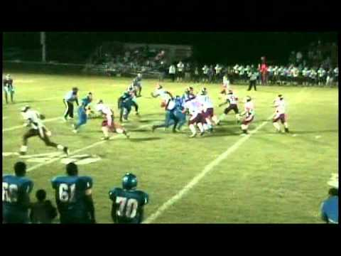 #4 Anthony Johnson Jr. Maplesville High School c/o 2013  6-5 205 WR/OLB