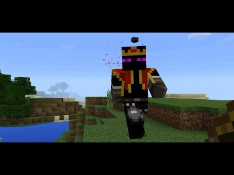 [Minecraft PE Survival 1.0 #56] Đại chiến Ender King