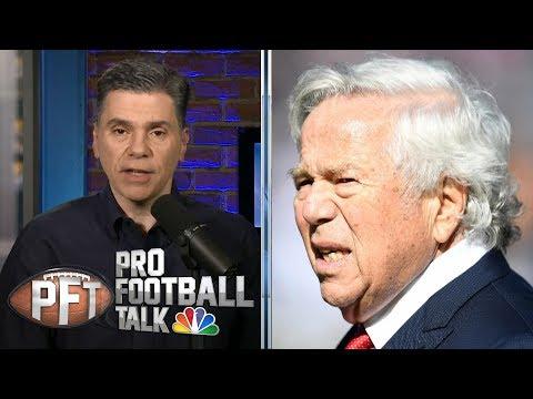 How will NFL handle Robert Kraft situation? | Pro Football Talk | NBC Sports