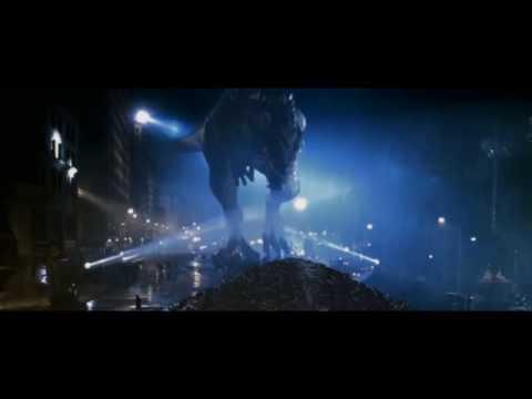 Godzilla 1998 20th Anniversary Tribute   Brain Stew Green day