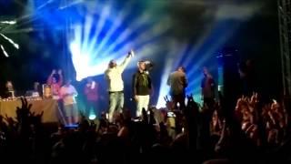Rytmus feat. Ego - Deti Stratenej Generácie / Zlatokopky, Hip Hop žije festival 2013