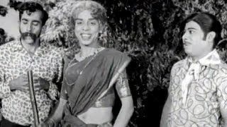 Nagesh Comedy Scene - Kaalam Vellum Tamil Movie - Old Lady Troll