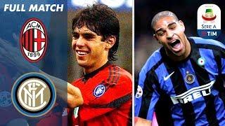 Milan v Inter (2004) | LIVE ARCHIVE MATCH! | Serie A