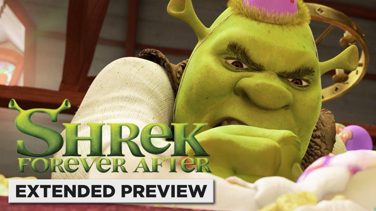 Download Shrek Forever After | Shrek Doesn't Feel Like A Real Ogre | Extended Clip
