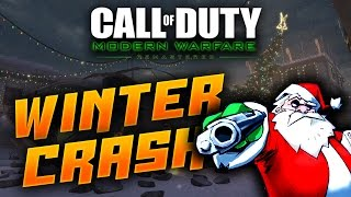 WHY IS SANTA IS BOMBING US?! - (MWR WINTER CRASH GAMEPLAY)