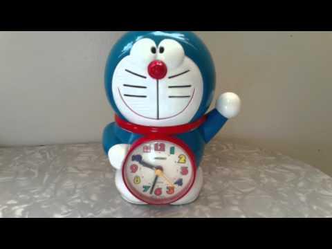 Doraemon Concord musical alarm clock Quartz/Japan Parts manga anime