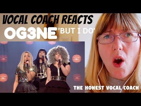 Vocal Coach Reacts to OG3NE &39;But I do&39;  Gouden Televizier Ring Gala singer
