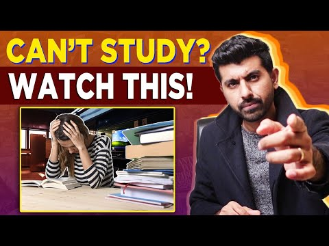 Watch This if you Can't Focus Before Studies or Work | BEST Motivational Video Hindi
