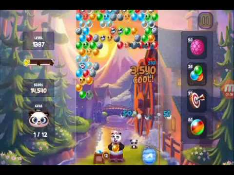Panda Pop- Level 1387