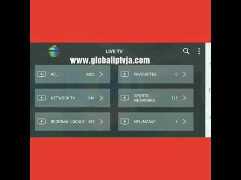 Channels   Global IPTV JA