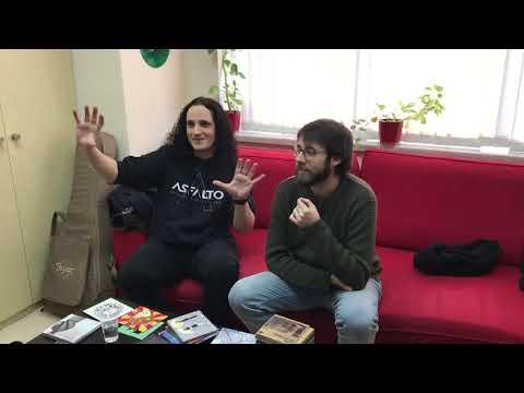 Entrevista Dry River con SORPRESA FINAL!!!