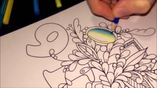 How to colour Gems