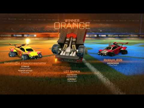 GunBun Live Stream - Rocket League