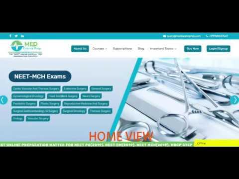 Neet Online Test Series   Online Neet Preparation