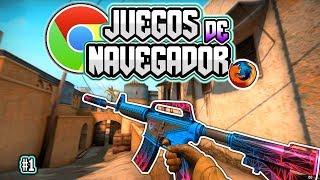 TOP 10 JUEGAZOS DESDE EL NAVEGADOR (FPS, Shooter, Battle Royale..) SIN DESCARGAR NADA #2