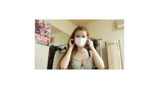 マスク美人コンテスト> ご存知でしたか? 東京 23 区でマスクをして生...
