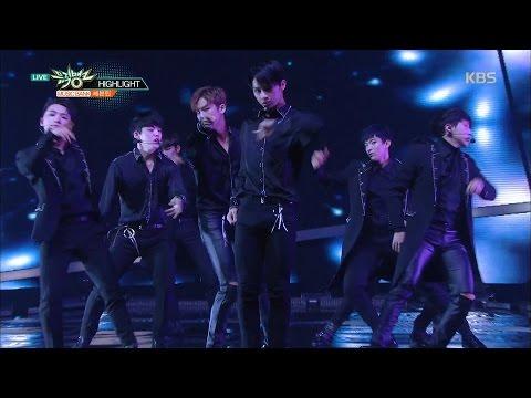 뮤직뱅크 Music Bank - 세븐틴 - 하이라이트 (SEVENTEEN - HIGHLIGHT).20170120