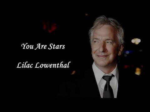 Alan Rickman Tribute  You Are Stars  Original Song