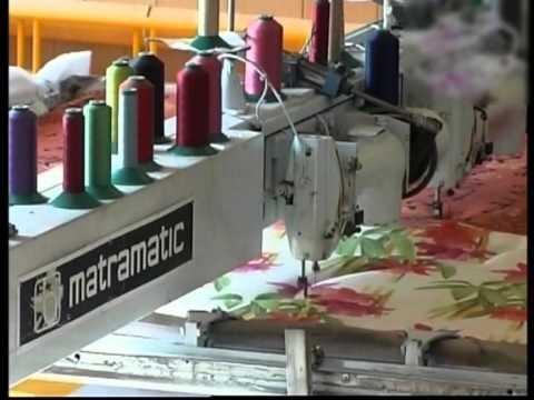 Фабрика мягкой мебели Anderssen - видеосюжет 2007 года