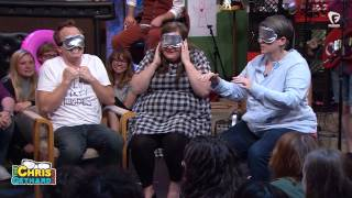 Aidy Bryant & TCGS Tormented While Blindfolded