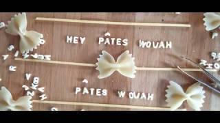 """01 - """"Pâtes Wouah"""" de Jean-Jacques Goldman - Les (pas tant) Petits Caraoquets (à la maison)"""