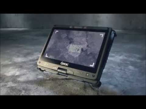 GETAC V110 Rugged Convertible Laptop - Product Overview